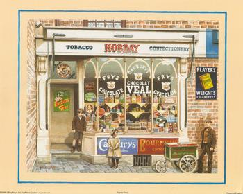 Bygone Times - HOBDAY -  Tobacco & Confectionary Shop 10