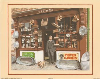 Bygone Times - T Lambert - Goddards Ironmongers -10