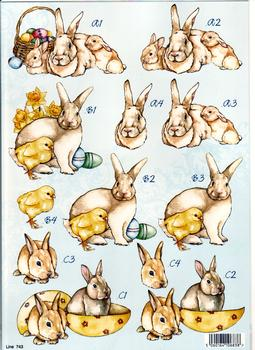 Easter-Die Cut