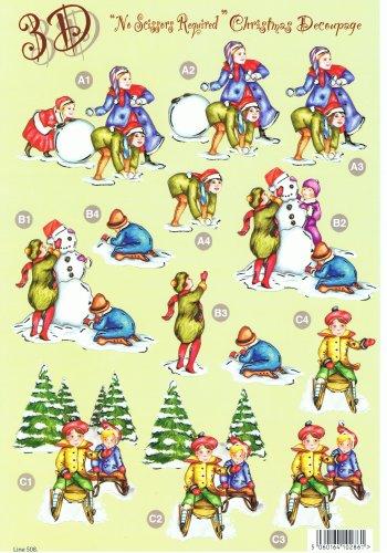 Christmas Die Cut