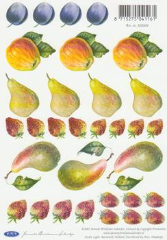A5 Fruit multi sheet t Janneke Brinkman-Sal