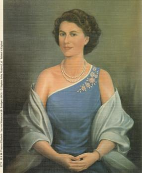 H.R.H.Princess Elizabeth by  Ian von Stietencron- 10