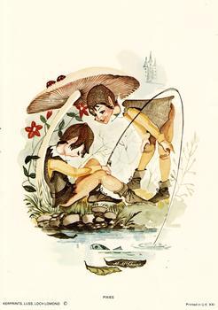 Fishing Pixies - 5.75