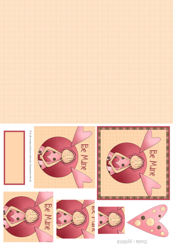 Valentine Combination Pyramid 3 3D Card Art RRP 75p