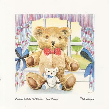 Beau and Berry ~~ Two Bears ~~ 5.5
