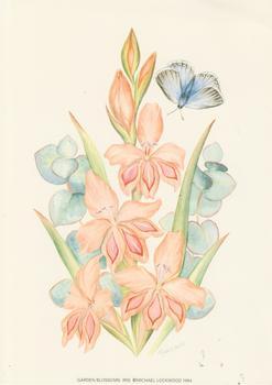 Garden Blossom IRIS ** 5