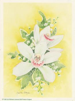 Lily CP1262 - by Christine Coleyan ** Print Size 6